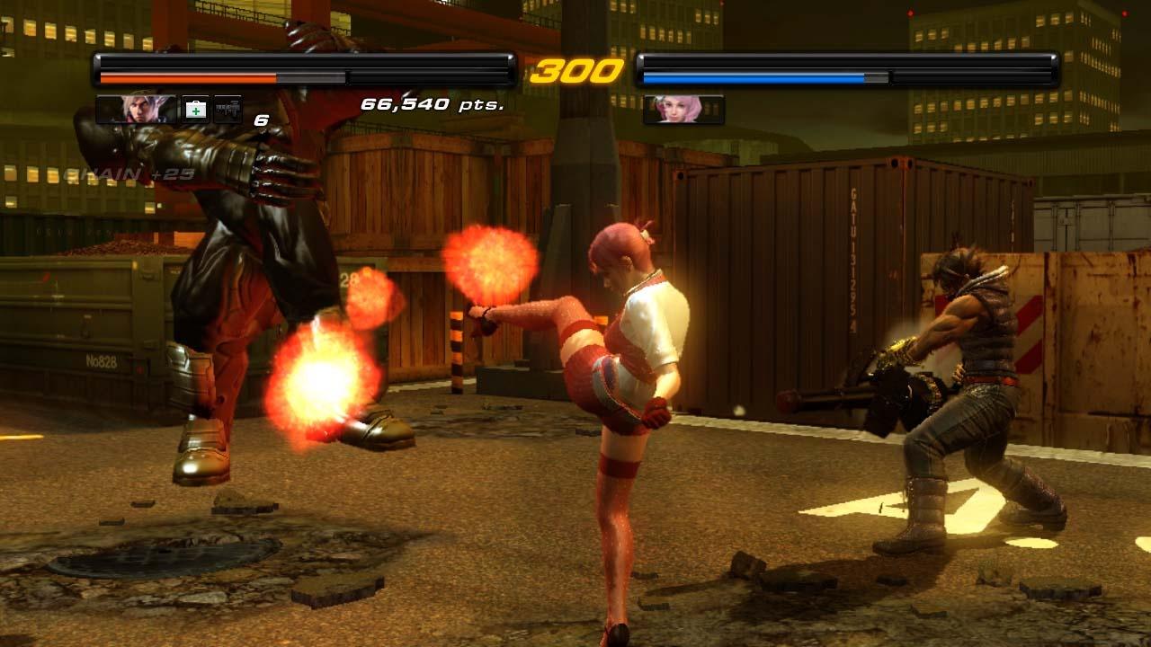 Tekken 6 Review The Review Depot