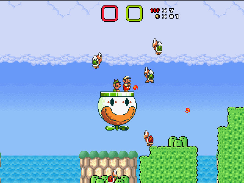 Super Mario Bros  X (Share Levels, too!) - Stabyourself net forum