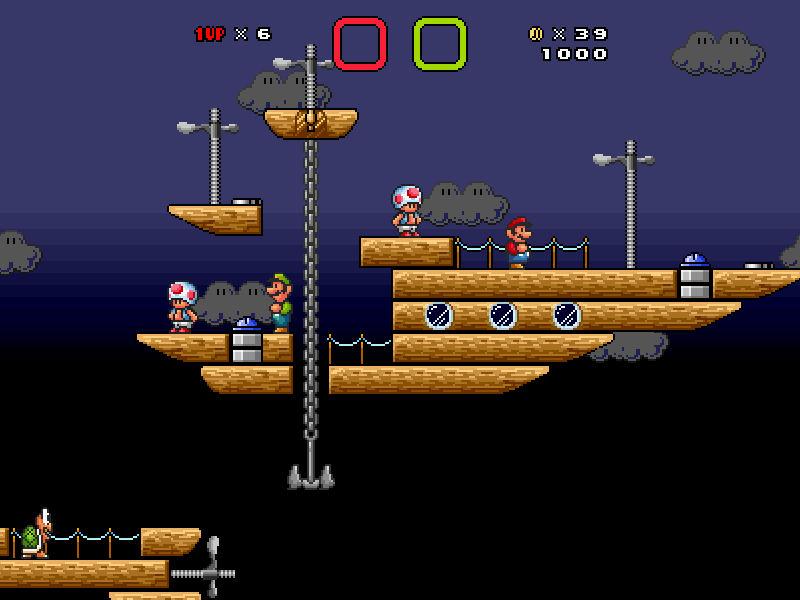 Super Mario Bros  X (Review) | The Review Depot