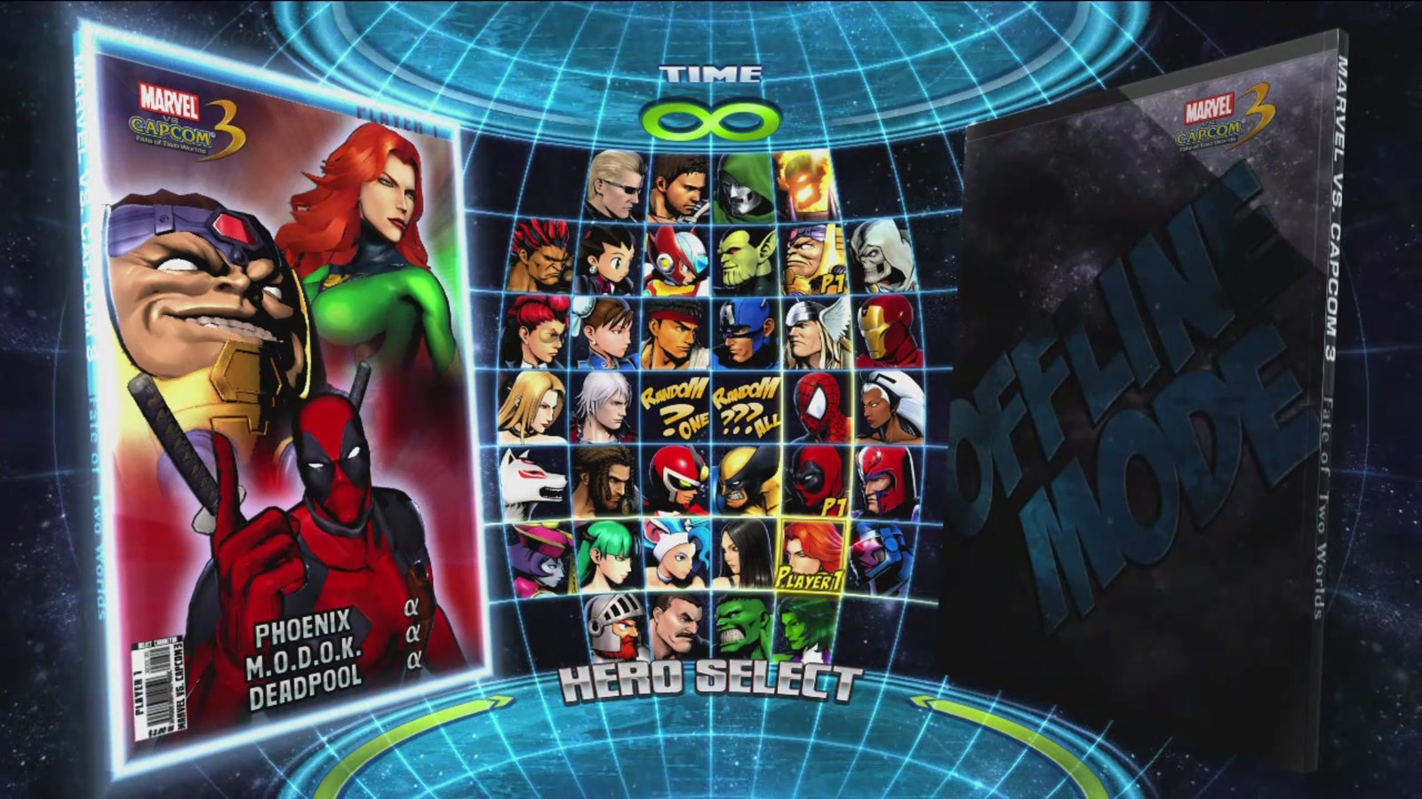 Marvel vs Capcom 3 | The Review Depot