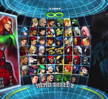 Super Marvel vs Capcom 3 | The Review Depot