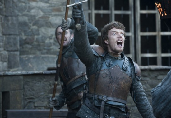 Theon, look out behind you!